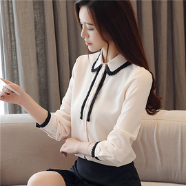 Long-sleeved shirts, autumn and winter clothes, new fashion, warm and velvet bottomed shirts, thickened and stylish