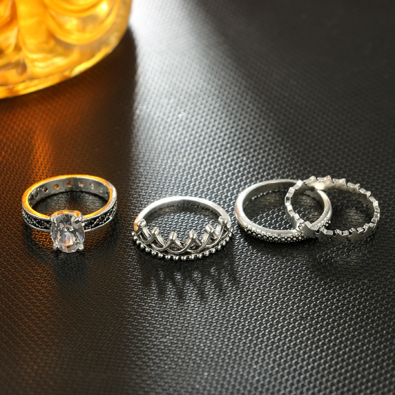 Alloy Vintage  Rings NHGY0996-The main color