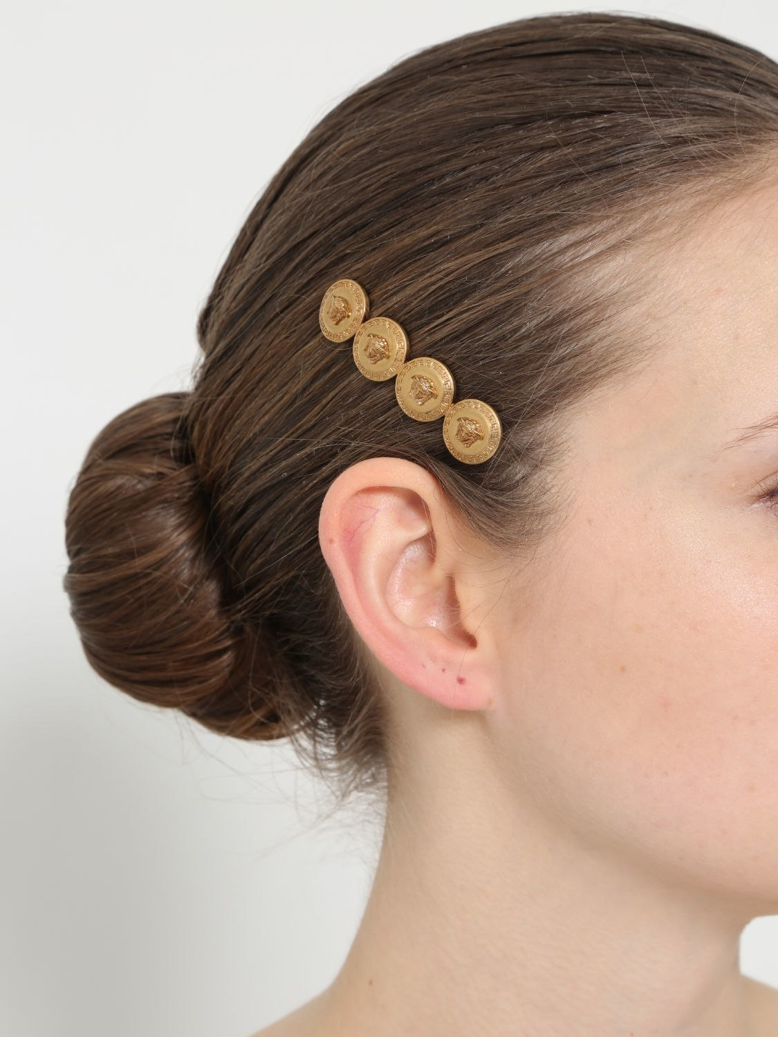 Alloy Simple Geometric Hair accessories  (Alloy)  Fashion Jewelry NHHN0459-Alloy