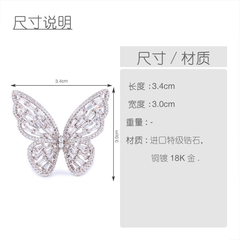 Copper Fashion Bows Ring  (Alloy-7)  Fine Jewelry NHAS0011-Alloy-7