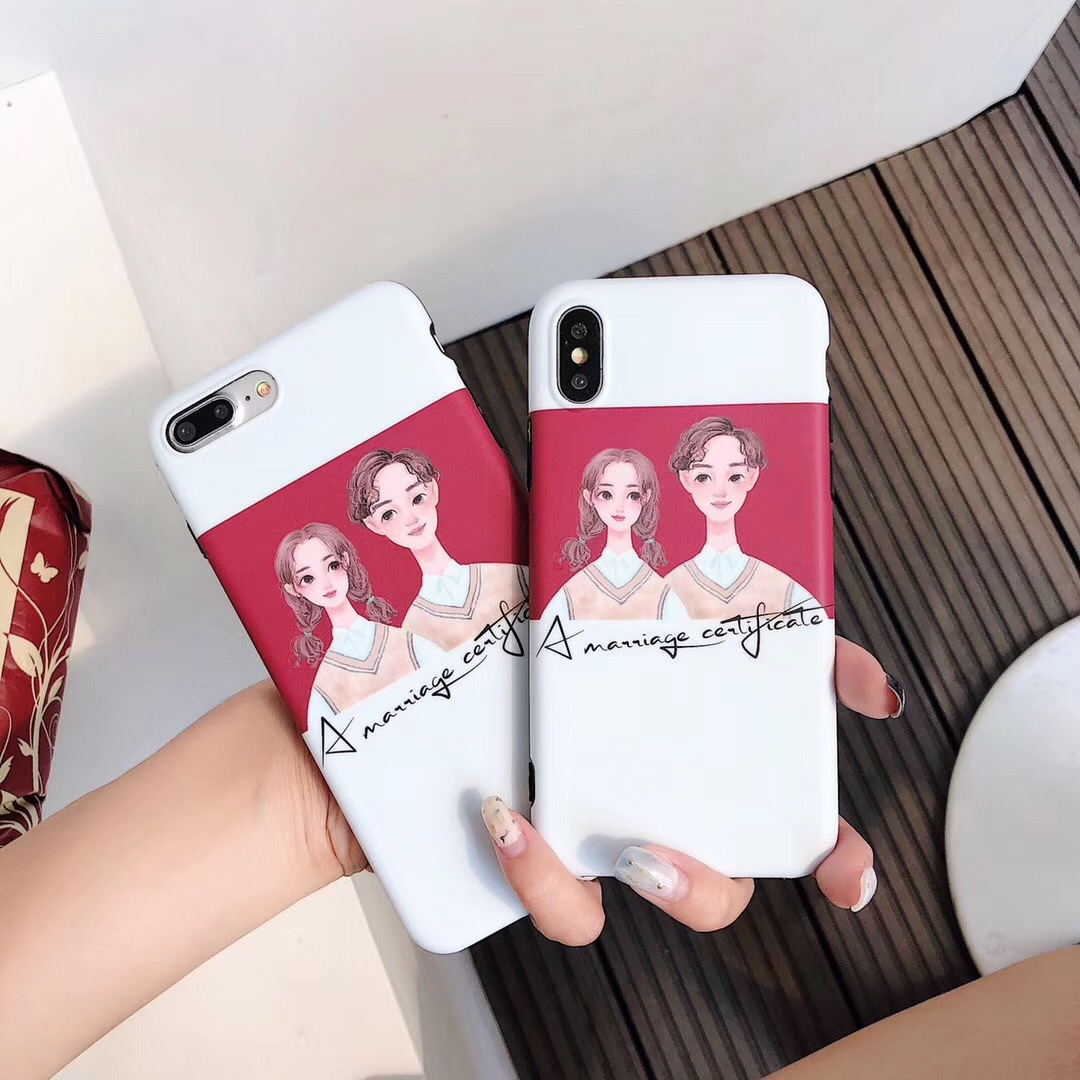 New Applicable Apple 8plus Mobile Shell 6 All Inclusive Drop 7 Stars with the official official iPhone6s soft silicone x
