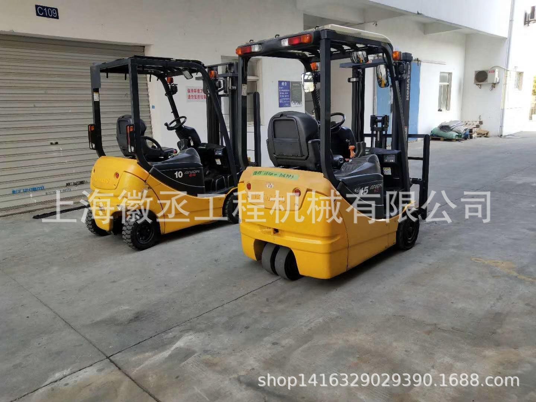 出售二手叉车2吨电瓶叉车 国产合力电动叉车丰田小松三菱电动叉车