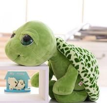 大眼龟毛绒玩具曾小贤同款呆萌龟公仔抓机娃娃节日礼物来样定制