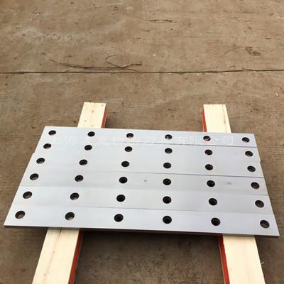 现货直销液压剪板机上下刀片 QC12y型号标准剪板机刀片 1300刀片