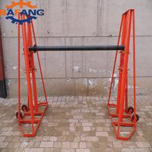 电缆放线架厂家 放线架价格 梯形液压放线架管孔式放线架现货