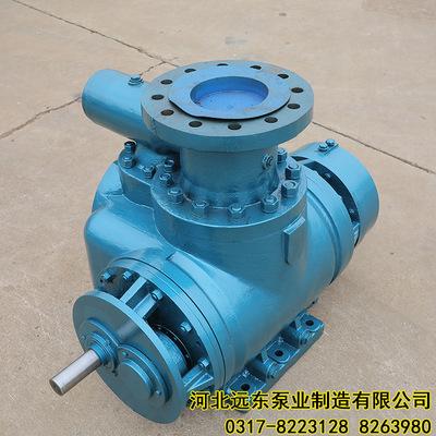 W6.4ZK-25M1W73用于防水材料公司 沥青加压输送泵 双螺杆泵