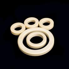99瓷陶瓷密封环 氧化铝陶瓷环 耐磨陶瓷配件 厂家直销高频瓷定制