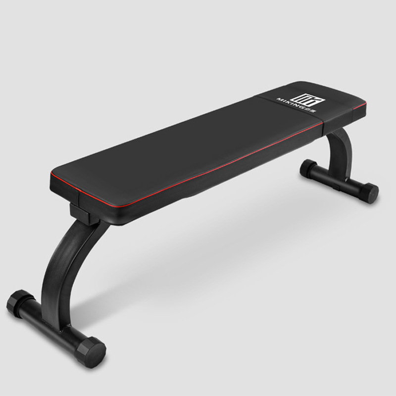 厂家直销哑铃凳折叠家用健身器材商用平凳哑铃健身椅胸肌训练椅