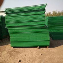 大量供应铁路防护网边框护栏网双边护栏安装方便
