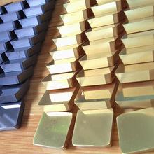 廠家直銷株洲鉆石硬質合金銑刀片涂層4160511黑色 黃色