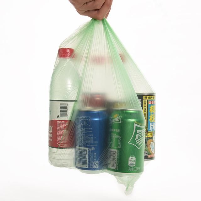 cửa hàng nhà máy tăng màu đen dày tăng 50 * 45 mới vật liệu thân thiện với môi trường điểm nhà nghỉ loại túi rác bán buôn Túi đựng rác