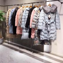 2018北京大牌《摩多伽格》高端大氣 瑪絲菲爾 風格羽絨服批發走份