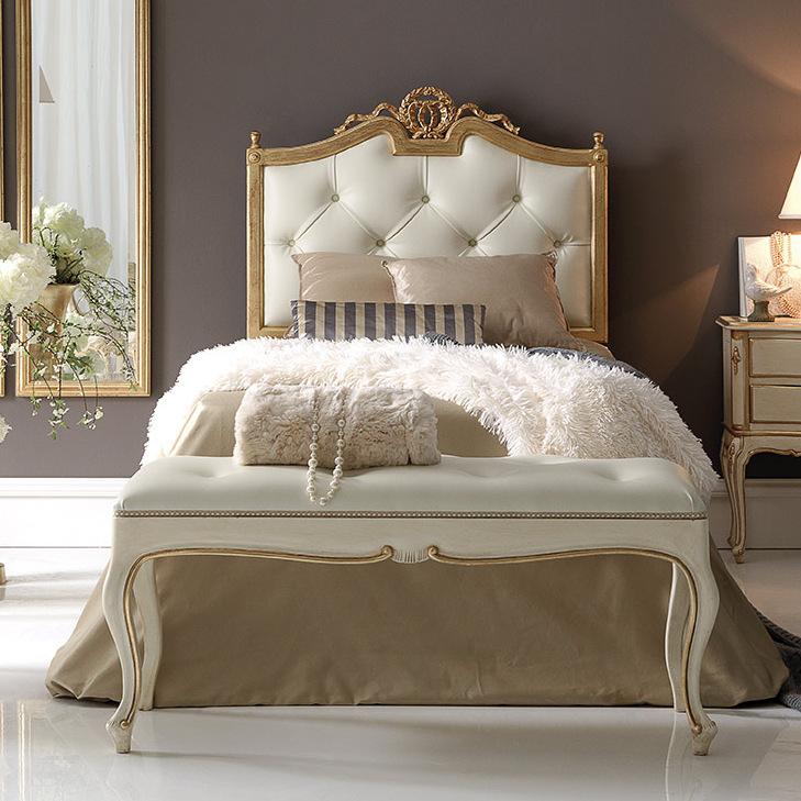 工厂高端定制法式家具欧式床实木儿童床简欧公主床美式新古典卧室