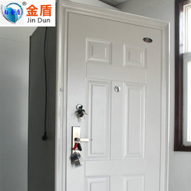 Business hall plus banknote room anti-trailing linkage security door bank special split anti-trailing linkage door interlocking door