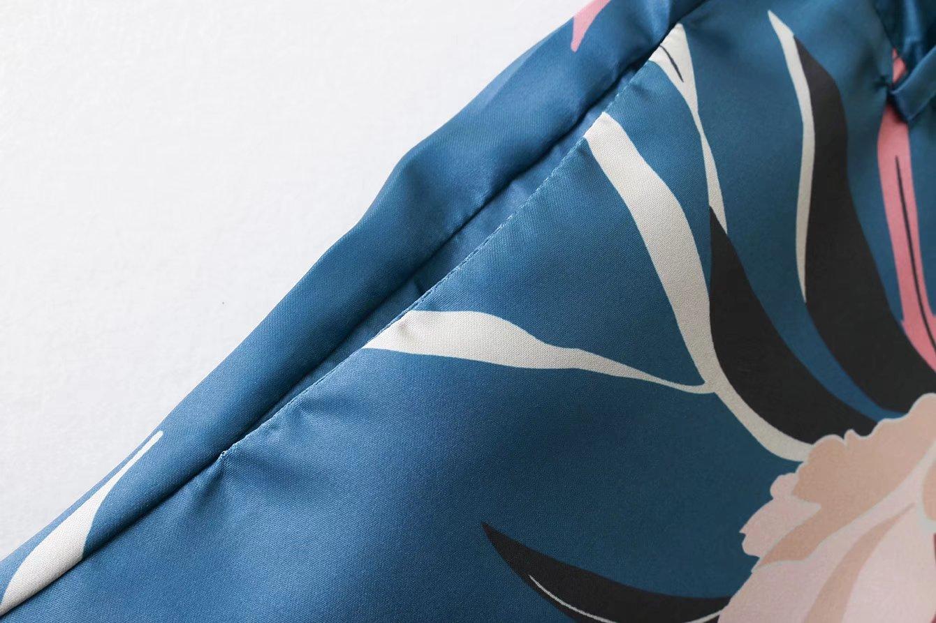 Polyester Fashionpants(Picture color-M) NHAM2533-Picture color-M