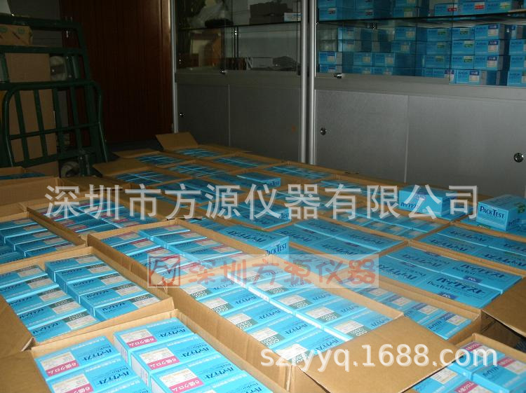 氨氮测试包比色管总氮试剂测试盒WAK-NH4日本共立理化学研究所