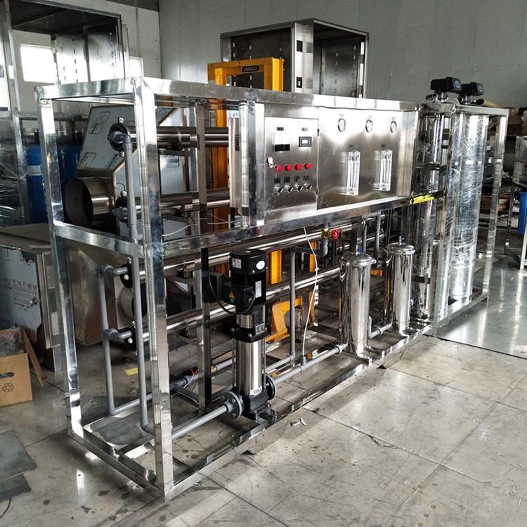 反渗透设备用途 RO净水机 纯净水处理设备 单级反渗透设备