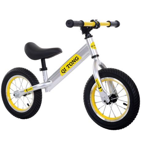 Xe trẻ cân bằng mới không có bàn đạp trượt trẻ em xe tay ga trẻ em xe đạp hai bánh yo xe đẩy Xe đạp