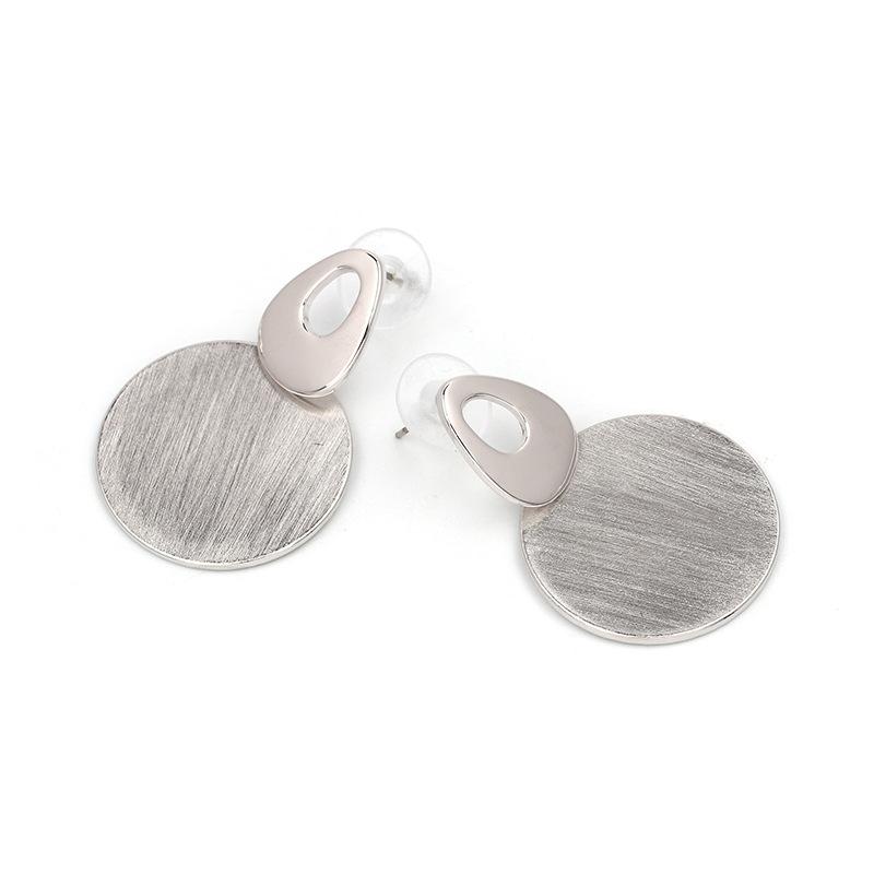 Alloy Fashion Geometric earring(50739) NHJJ4684-50739