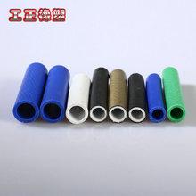 廠家生產光面編織夾布夾線硅膠管 耐高溫高壓增強網紋絕緣中冷管