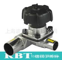 进口卫生级T型隔膜阀