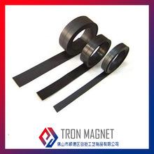 【厂家定制】环保橡胶磁条 单面国产双面胶3M胶 教具文具广告材料