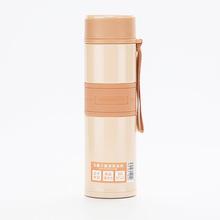 UZSPACE优之负离子能量保温杯 便携不锈钢真空运动商务保温口杯