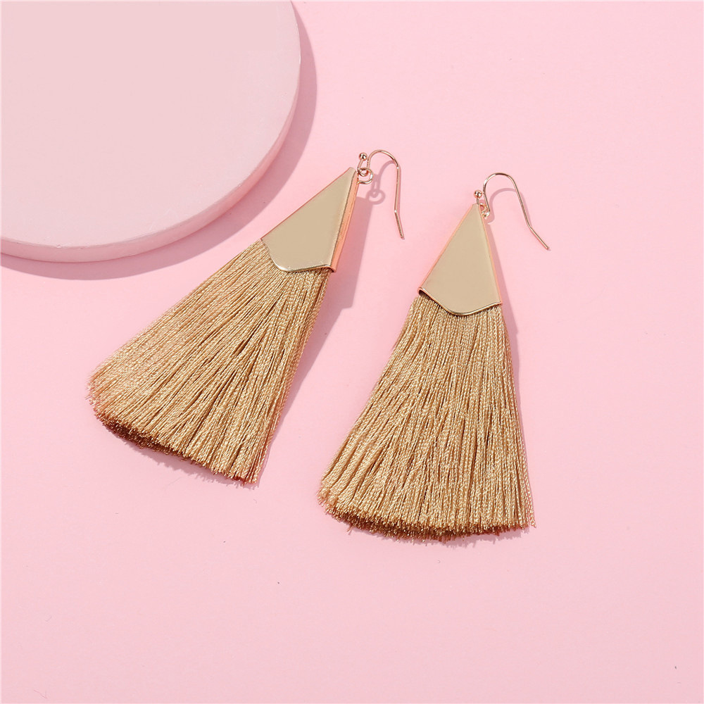 Alloy Fashion Flowers earring  yellow NHLU0001yellow