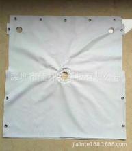 框压滤机布滤布 900型号滤板丙纶滤布 耐酸碱滤布 防磨工业滤布