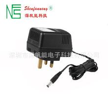 交流轉交流線性電源 廣告燈箱適配器-AC-AC轉換器9V1A英規變壓器