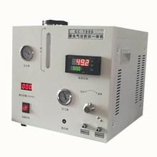 液化氣中二甲醚分析儀器客戶安裝現場之氣相色譜儀