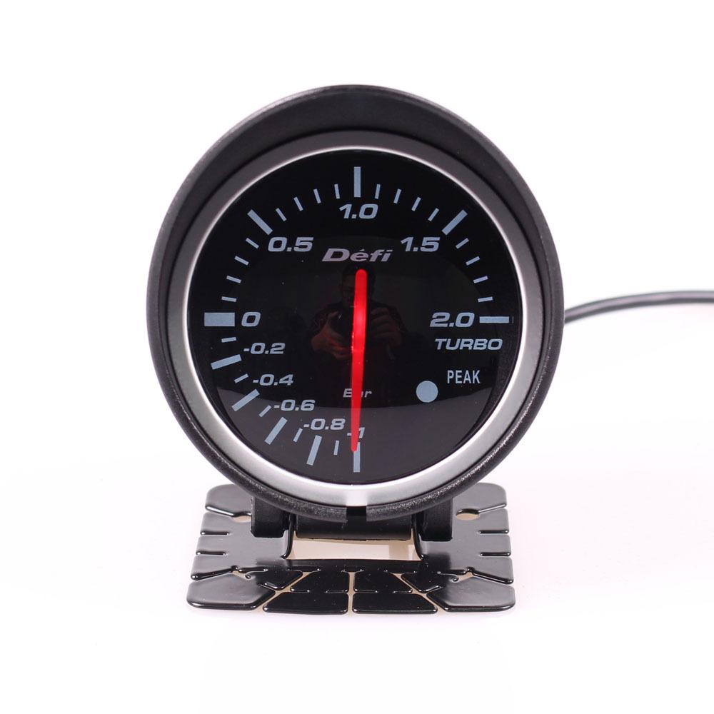 Defi BF 2.5inch 汽车改装仪表 涡轮表 TURBO表 带传感器