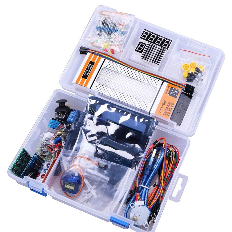 منظمة أمم متحدة R3 التعلم طقم RFID إصدار الترقية من Arduino مطلق عدة السائر جناح التعلم