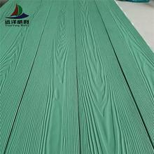 出口塞黑 迪拜 埃及特供外墙板 建元牌彩色木纹外墙装饰挂板