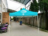 广告帐篷数码印花
