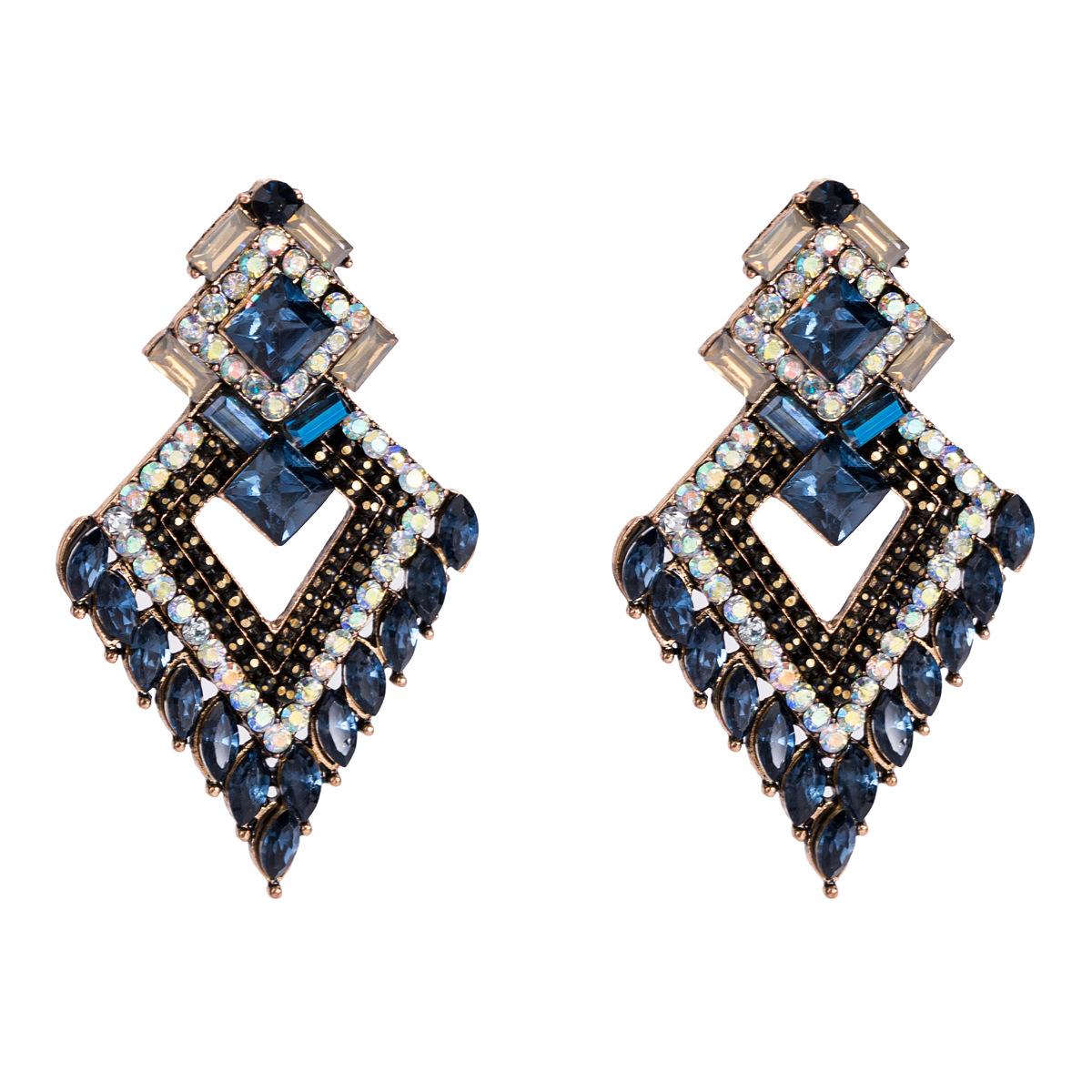 Alloy Fashion Geometric earring  (Alloy) NHJE1508-Alloy