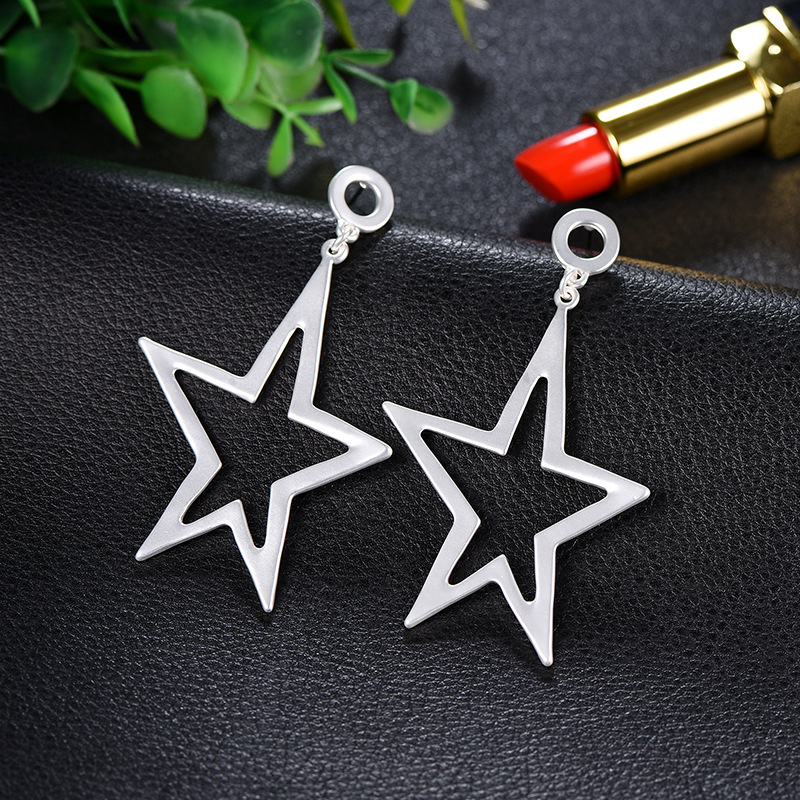 Alloy Fashion Geometric earring  (66189019) NHXS2145-66189019