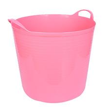 宝宝小号洗澡桶浴桶厂家直销塑料儿童PP环保加厚皮桶耐用泡澡桶