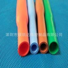 直销彩色硅胶热缩管 耐高温 耐腐蚀 阻燃硅橡胶热缩套管
