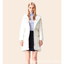 品牌折扣女装优洛可2018冬季新款时?#20449;?#24335;棉衣一手货源走份批发