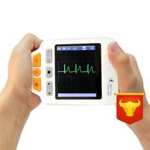 力康心电仪PC-80D专业版快速心电检测仪 测心率血氧心电图机