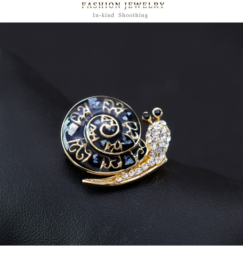 Alloy Fashion Animal brooch(AG120-A) NHDR2445-AG120-A