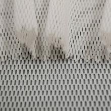 厂家直销针织网布 140D锦氨高弹力网布  精品服装辅料运动网眼布
