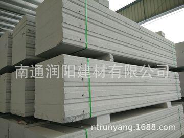 供应200mm厚江山蒸压砂加气混凝土(ALC、AAC板)隔墙板