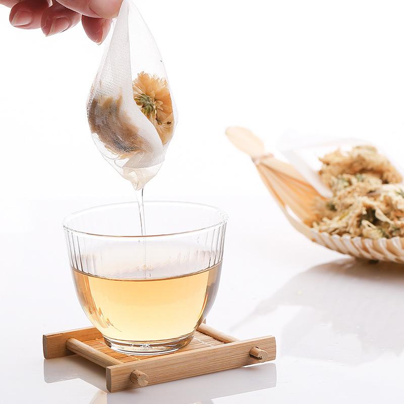 日本KYOWA茶包袋空茶包一次性泡茶袋过滤茶叶包 花草茶卤味袋85枚