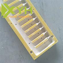 雄毅华厂家专业批发耐高温3240黄色环氧板加工来图可定制加工成型