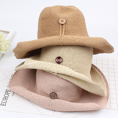 Korean version of the trend sports and leisure empty top hat NHXO123399