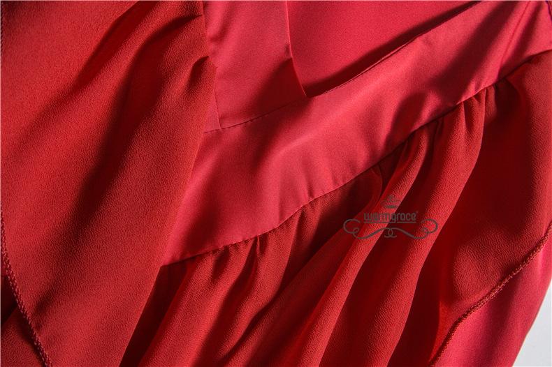 Chemise de nuit Jupe courte WARMGRACE en De la soie - Ref 3367934 Image 24