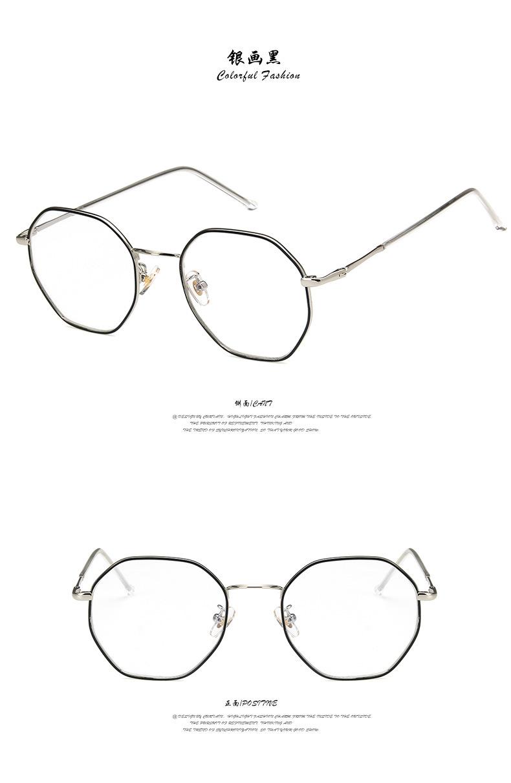 Alloy Fashion  glasses  Alloy painting black NHKD0518Alloypaintingblack