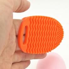 現貨速發洗刷蛋硅膠美妝工具化妝刷硅膠粉撲護膚工具洗刷蛋 粉刷